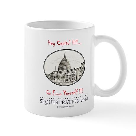 Hey Capitol Hill! Mug