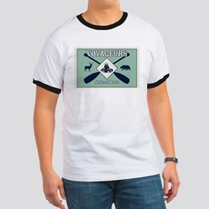Voyageurs National Park Camping T-Shirt