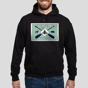 Voyageurs National Park Camping Sweatshirt