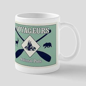 Voyageurs National Park Camping Mugs