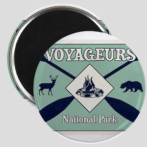 Voyageurs National Park Camping Magnets