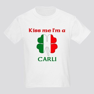 Carli Family Kids T-Shirt