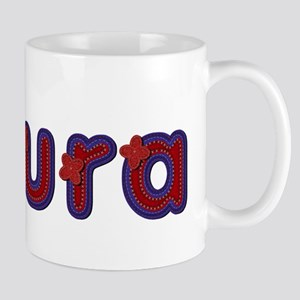 Maura Red Caps Mug