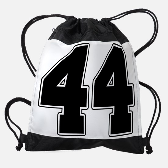 044-black-front.png Drawstring Bag