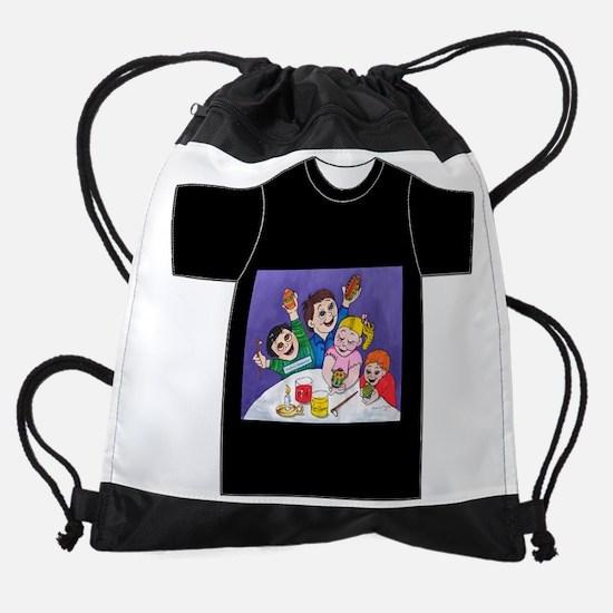 Dark T-Shirts Drawstring Bag