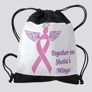 sheila-wings Drawstring Bag