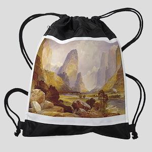 utahcanyons1 Drawstring Bag