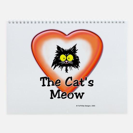 CAT'S MEOW - Wall Calendar