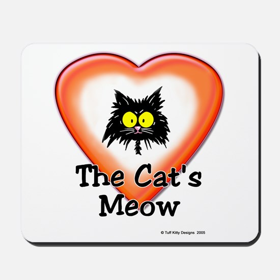 CAT'S MEOW - Mousepad