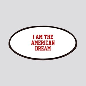 I Am The American Dream Patches