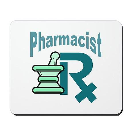 Pharmacist Mart Mousepad
