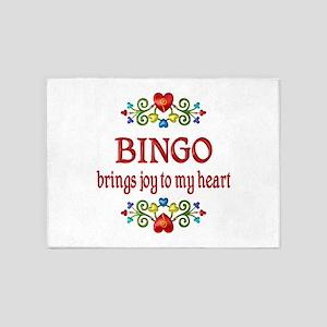Bingo Joy 5'x7'Area Rug