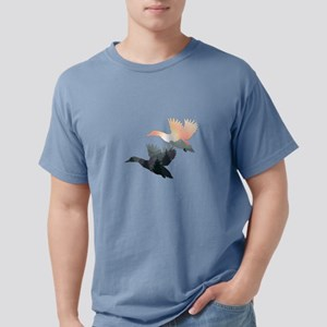 EARLY MORNING RISE Mens Comfort Colors Shirt