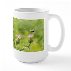 Dahlia And The Bees Mug