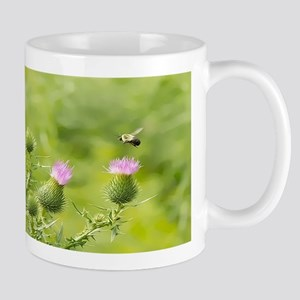 Dahlia And The Bees Mug