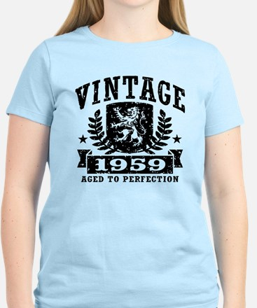 Vintage 1959 Women's Light T-Shirt