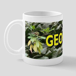 Geocacher Rocks Mug