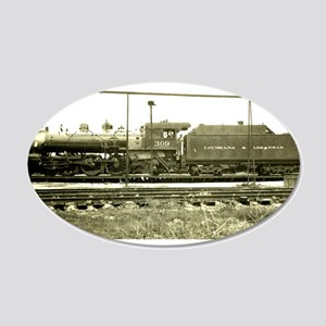 RailroadArkansas Wall Decal