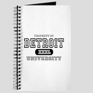 Detroit University Journal
