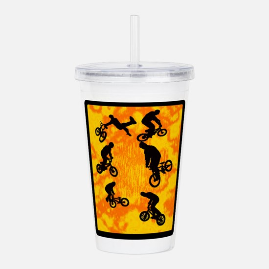 EXPRESSION SESSION Acrylic Double-wall Tumbler