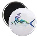Roosterfish fish Magnet