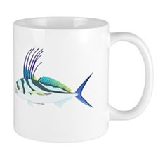 Roosterfish fish Mug