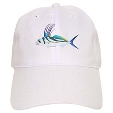 Roosterfish fish Baseball Cap