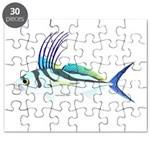 Roosterfish fish Puzzle