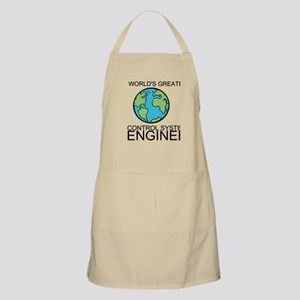 Worlds Greatest Control Systems Engineer Apron