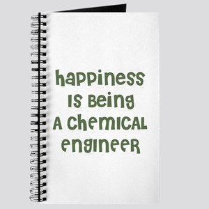 Happiness Is Being A CHEMICAL Journal