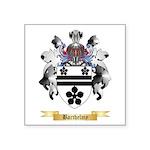 Barthelmy Square Sticker 3
