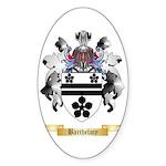 Barthelmy Sticker (Oval)
