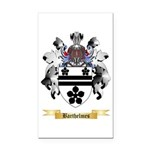 Barthelmes Rectangle Car Magnet