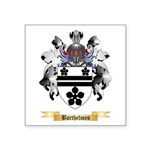 Barthelmes Square Sticker 3