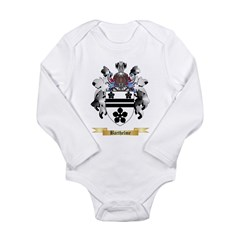 Barthelme Long Sleeve Infant Bodysuit