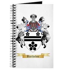 Barthelme Journal