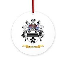 Barthelme Ornament (Round)