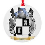 Barter Round Ornament
