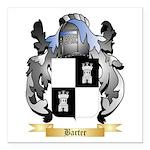 Barter Square Car Magnet 3