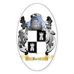 Barter Sticker (Oval)