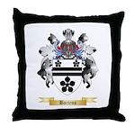 Bartens Throw Pillow