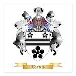 Bartels Square Car Magnet 3