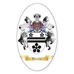 Bartels Sticker (Oval 50 pk)