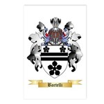 Bartelli Postcards (Package of 8)