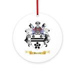 Bartelli Ornament (Round)
