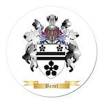 Bartel Round Car Magnet
