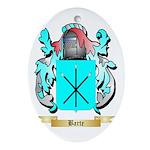 Barte Ornament (Oval)