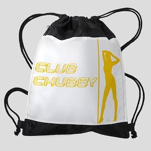 3-chubby1 Drawstring Bag