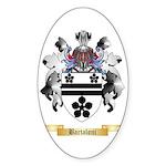 Bartaloni Sticker (Oval 50 pk)
