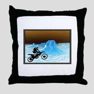 MX FREE Throw Pillow